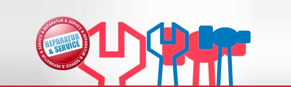 Reparatur und Service Logo